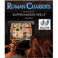 Williams Interactive onthult nieuwe videoslot 'Roman Chariots'